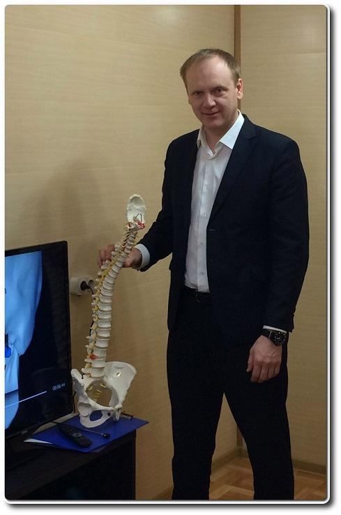 Смоляков Сергей Владимирович - специалист по здоровому образу жизни